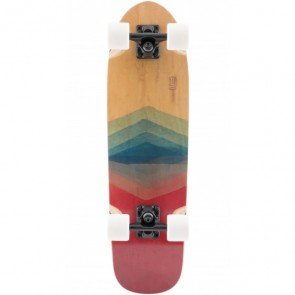 "Landyachtz Dinghy FX Watercolor 28.5"" cruiser complete"