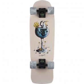 "Landyachtz Dinghy Gin and Tonic 28.5"" cruiser complete"