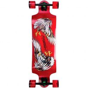 "Landyachtz Switch 35"" Eagle longboard complete"