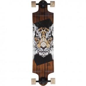 "Landyachtz Switch 40"" Tiger longboard complete"