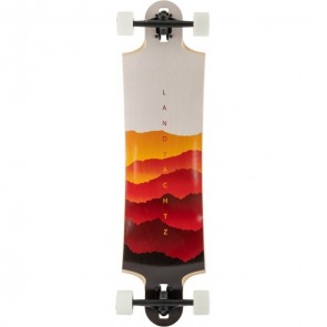 "Landyachtz Switchblade 38"" Faded longboard complete"