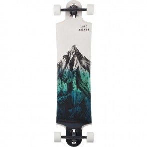 "Landyachtz Switchblade 40"" Mountains Blue-Fade longboard complete"