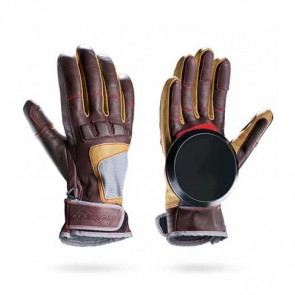 Loaded Advanced Freeride longboard sliding gloves