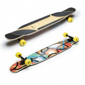 "Loaded Bhangra V2 48.5"" longboard complete"