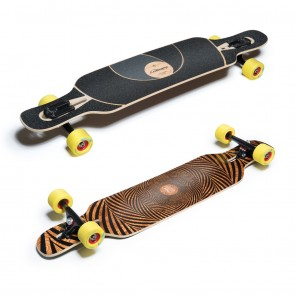 "Loaded Tan Tien 39"" longboard complete"