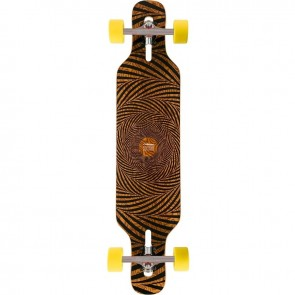 "Loaded Tan Tien Paris-Raw 39"" longboard complete"