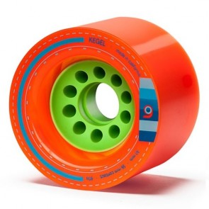 Orangatang Kegel 80mm 80a Orange Longboard wielen