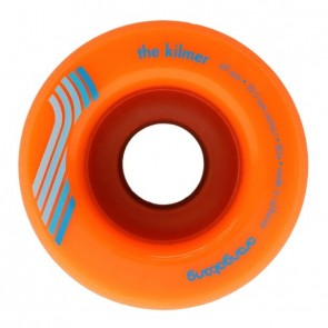 Orangatang The Kilmer 69mm 80a Orange longboard wielen