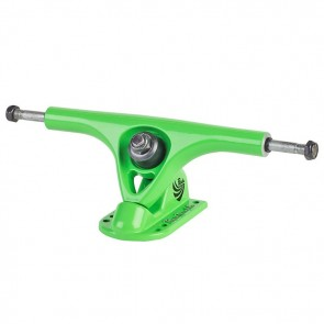 Paris 50° 180mm V2 Green longboard trucks