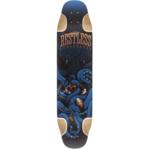 "Restless Fishbowl 39"" longboard deck"