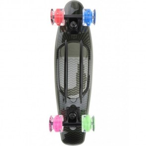 "Sunset LED Hendrix 22"" cruiser skateboard"