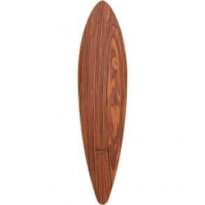 "Urskog Pinne Jacaranda 37.6"" longboard deck"