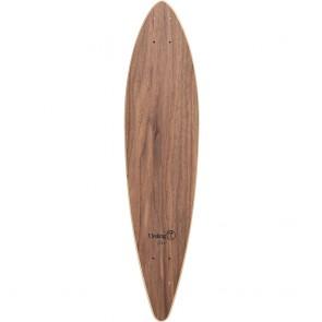"Urskog Sticka Walnut 31.7"" longboard deck"