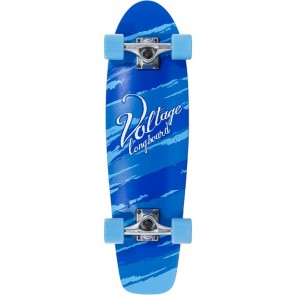 "Voltage Cruiser Blue 28"" complete"